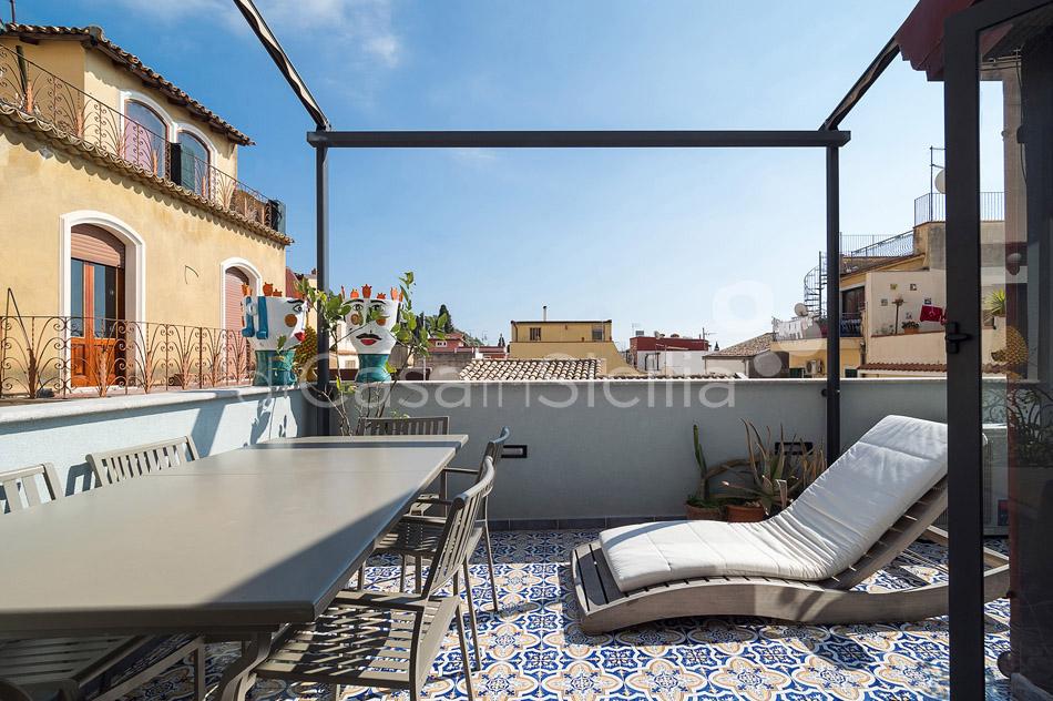 Maisons d'architecte avec vue, Taormine centre|Di Casa in Sicilia - 21