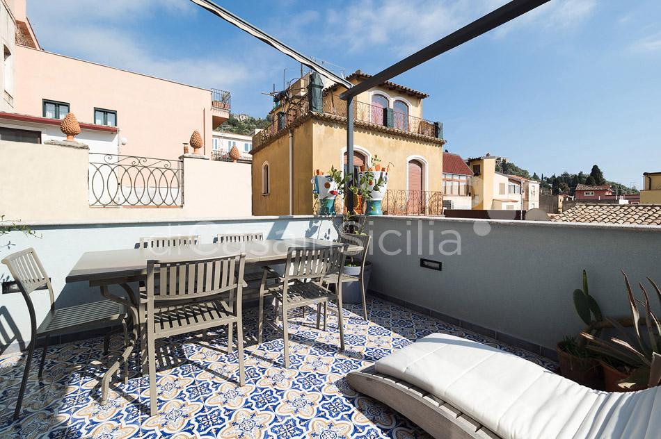 Maisons d'architecte avec vue, Taormine centre|Di Casa in Sicilia - 22