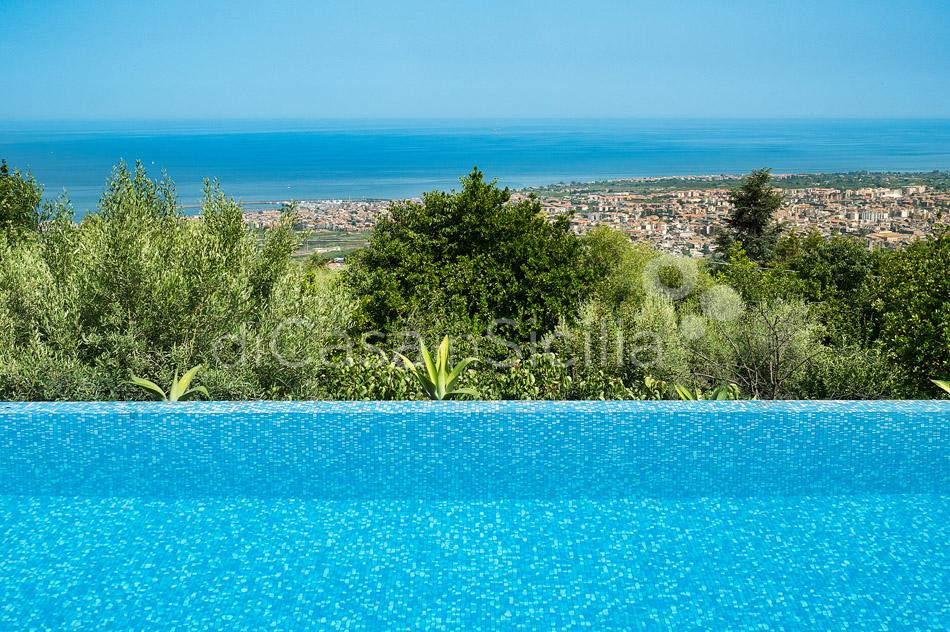 Montebello Villa mit Pool und Whirlpool zur Miete Milo Etna Sizilien - 0