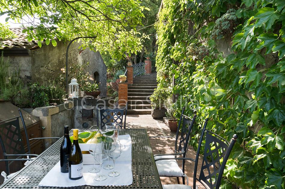 Montebello Villa mit Pool und Whirlpool zur Miete Milo Etna Sizilien - 14