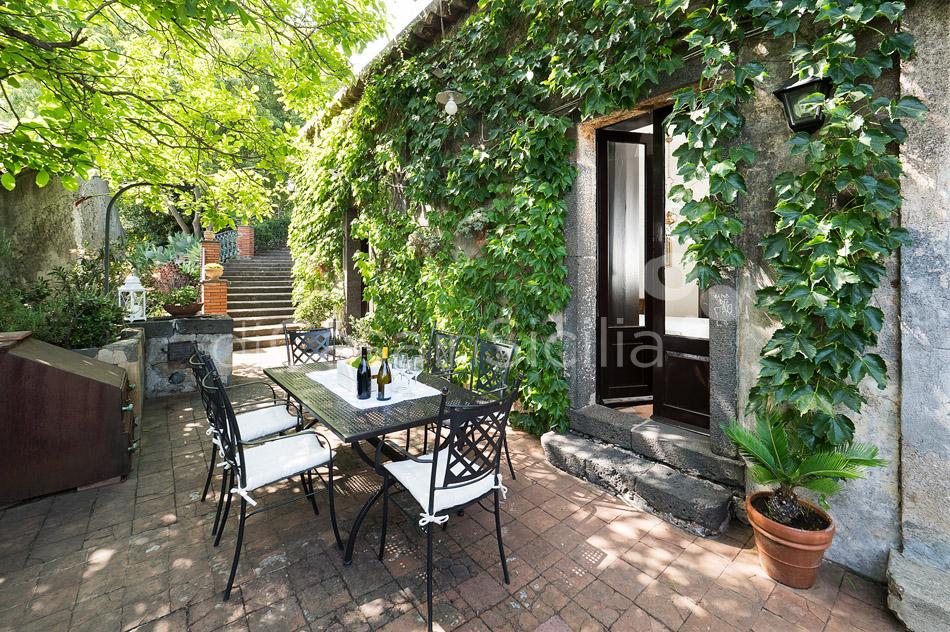 Montebello Villa mit Pool und Whirlpool zur Miete Milo Etna Sizilien - 15