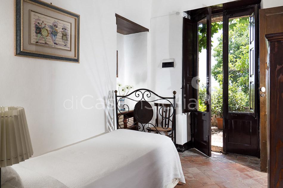 Montebello Villa mit Pool und Whirlpool zur Miete Milo Etna Sizilien - 30