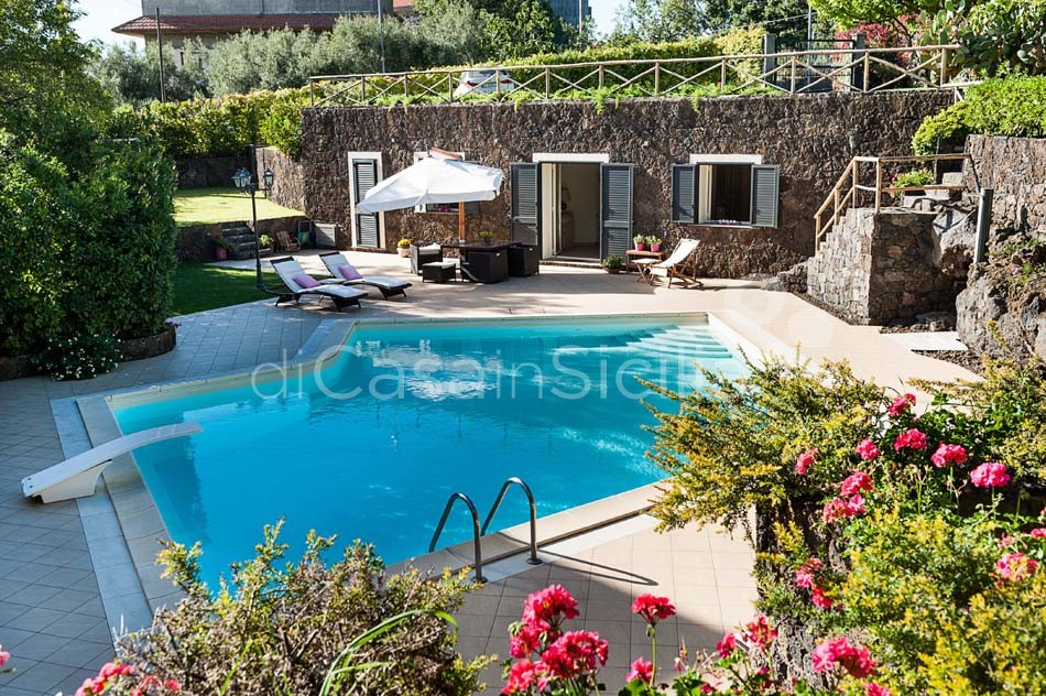 Romantic country villas with pool, Etna|Di Casa in Sicilia - 0