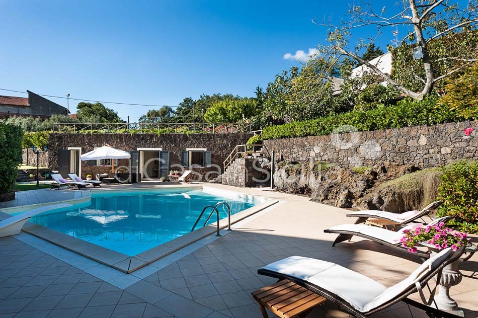 Romantic country villas with pool, Etna|Di Casa in Sicilia - 1