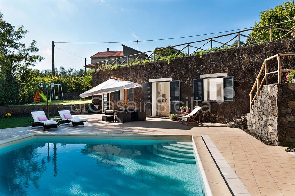 Romantic country villas with pool, Etna|Di Casa in Sicilia - 2
