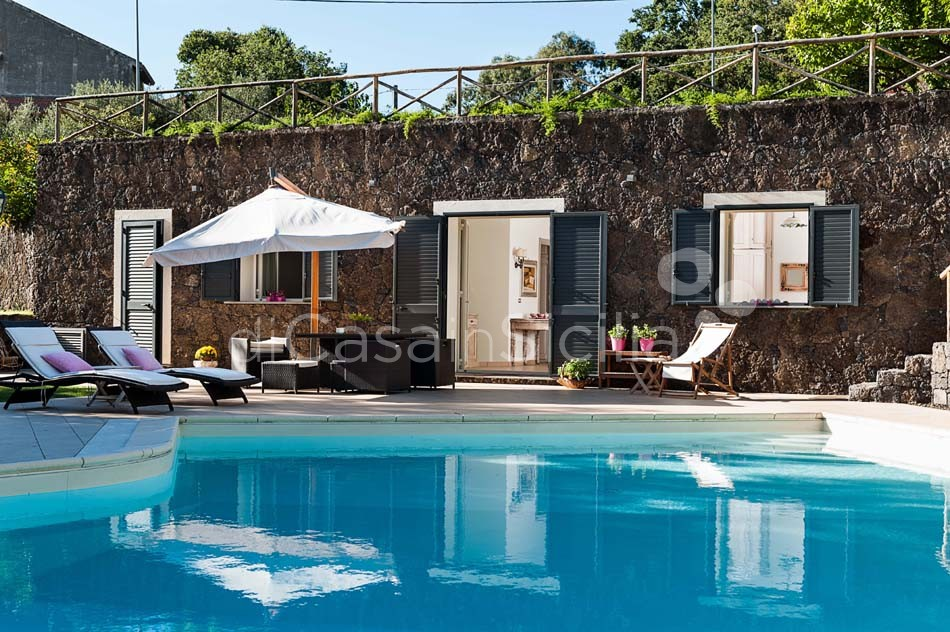 Romantic country villas with pool, Etna|Di Casa in Sicilia - 3