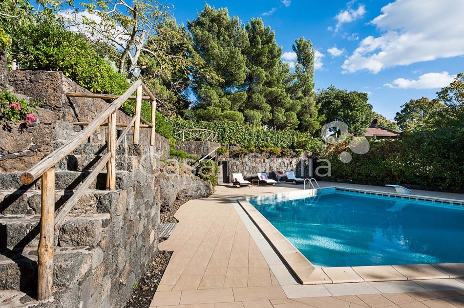 Romantic country villas with pool, Etna|Di Casa in Sicilia - 4