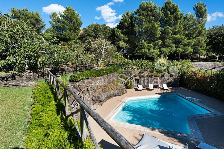 Romantic country villas with pool, Etna|Di Casa in Sicilia - 5