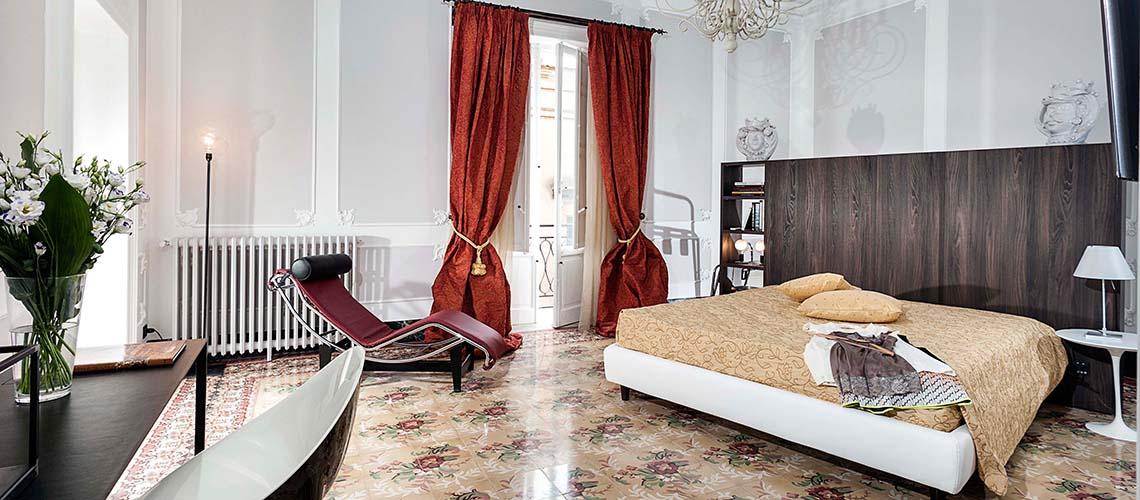 Palazzo Barlotta Principe Appartamento affitto a Trapani Sicilia - 22