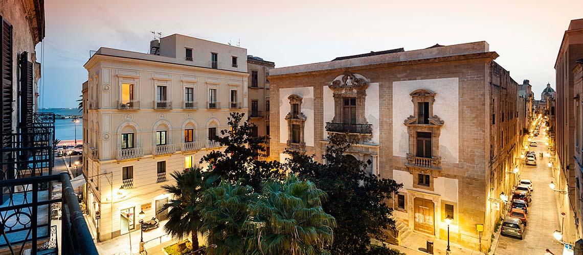 Palazzo Barlotta Principe Appartamento affitto a Trapani Sicilia - 24