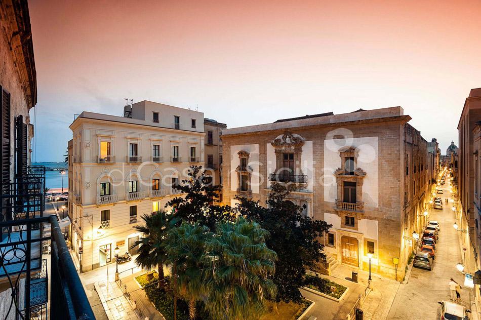 Palazzo Barlotta Principe Appartamento affitto a Trapani Sicilia - 0
