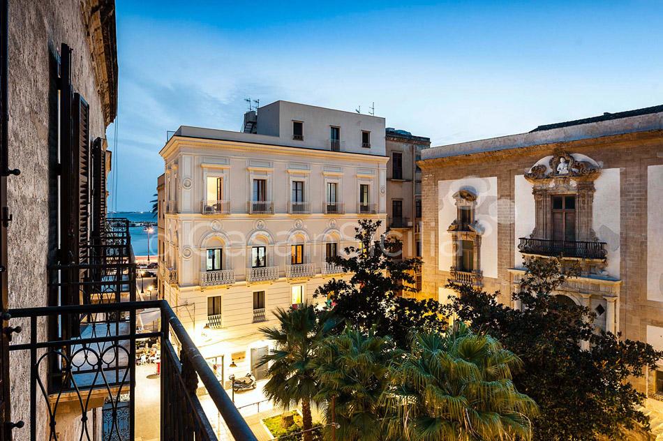 Palazzo Barlotta Principe Appartamento affitto a Trapani Sicilia - 1