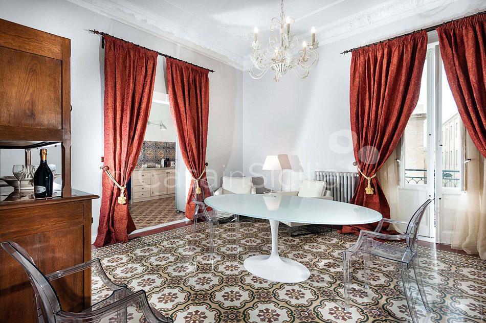 Palazzo Barlotta Principe Appartamento affitto a Trapani Sicilia - 2