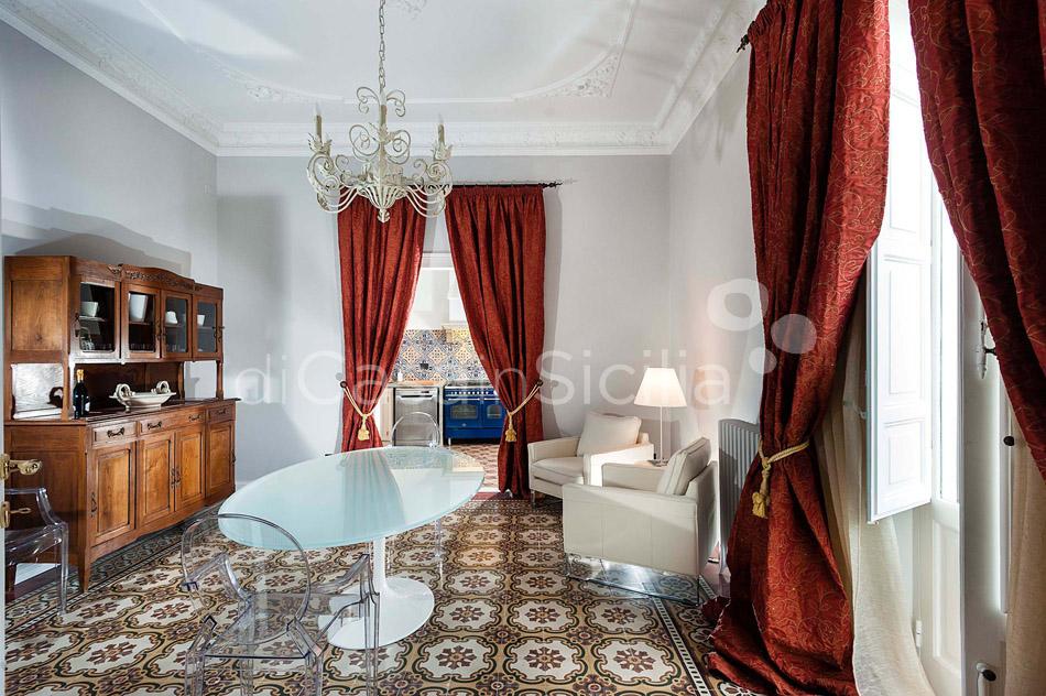 Palazzo Barlotta Principe Appartamento affitto a Trapani Sicilia - 4