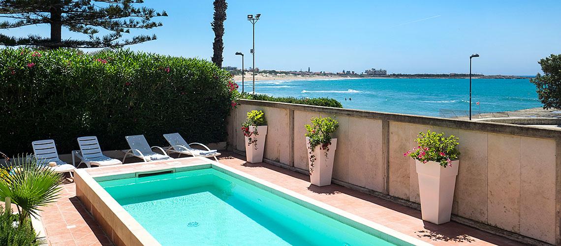 Baia Chiara Villa con Piscina Fronte Mare in affitto Modica Sicilia - 33