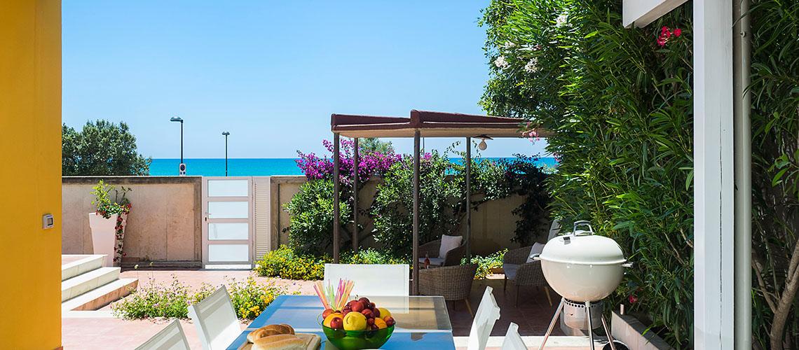 Baia Chiara Villa con Piscina Fronte Mare in affitto Modica Sicilia - 34