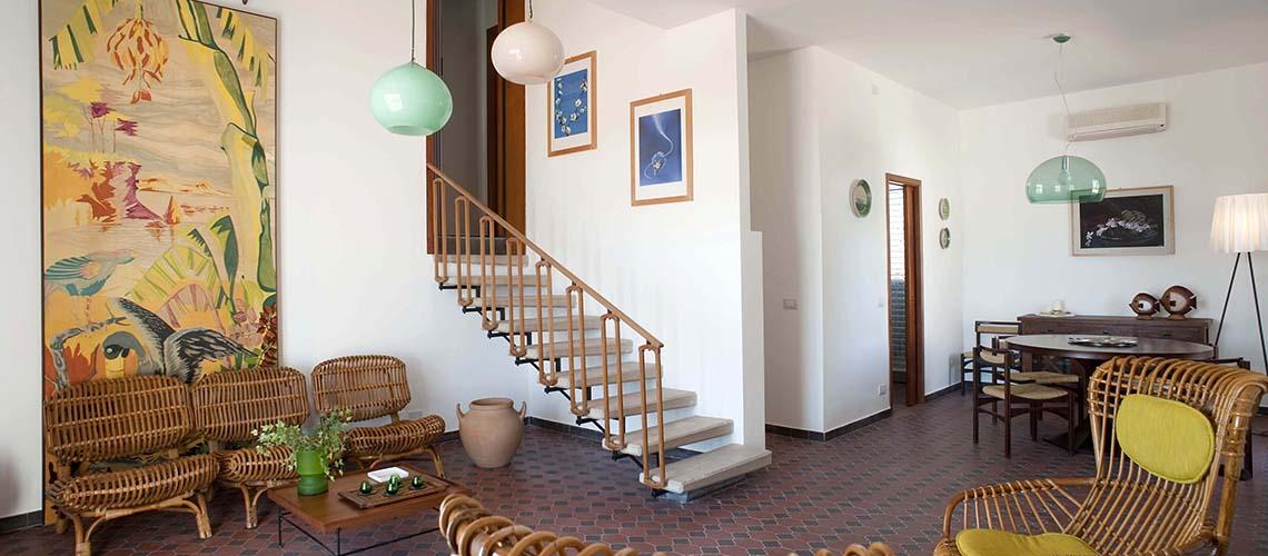 Baia Chiara Villa con Piscina Fronte Mare in affitto Modica Sicilia - 35