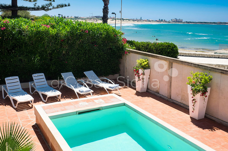 Baia Chiara Seafront Villa Rental with Pool Modica Sicily - 1