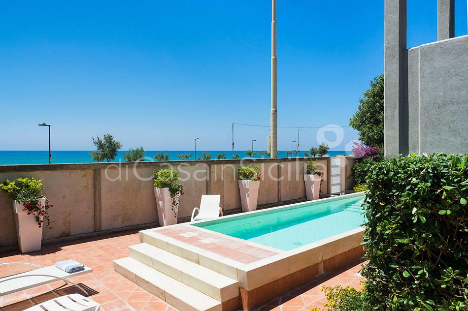 Baia Chiara Villa con Piscina Fronte Mare in affitto Modica Sicilia - 3