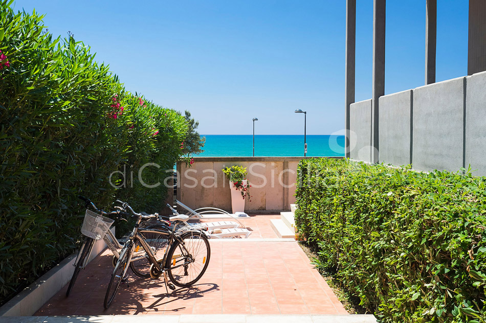 Baia Chiara Villa con Piscina Fronte Mare in affitto Modica Sicilia - 10