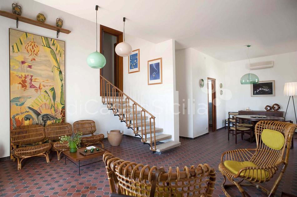 Baia Chiara Villa con Piscina Fronte Mare in affitto Modica Sicilia - 11