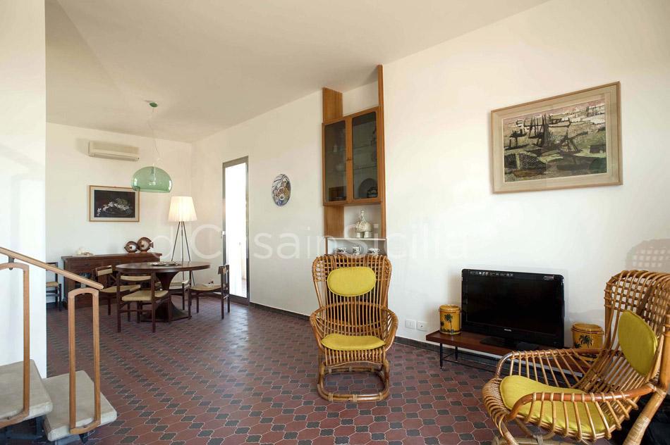 Baia Chiara Villa con Piscina Fronte Mare in affitto Modica Sicilia - 13