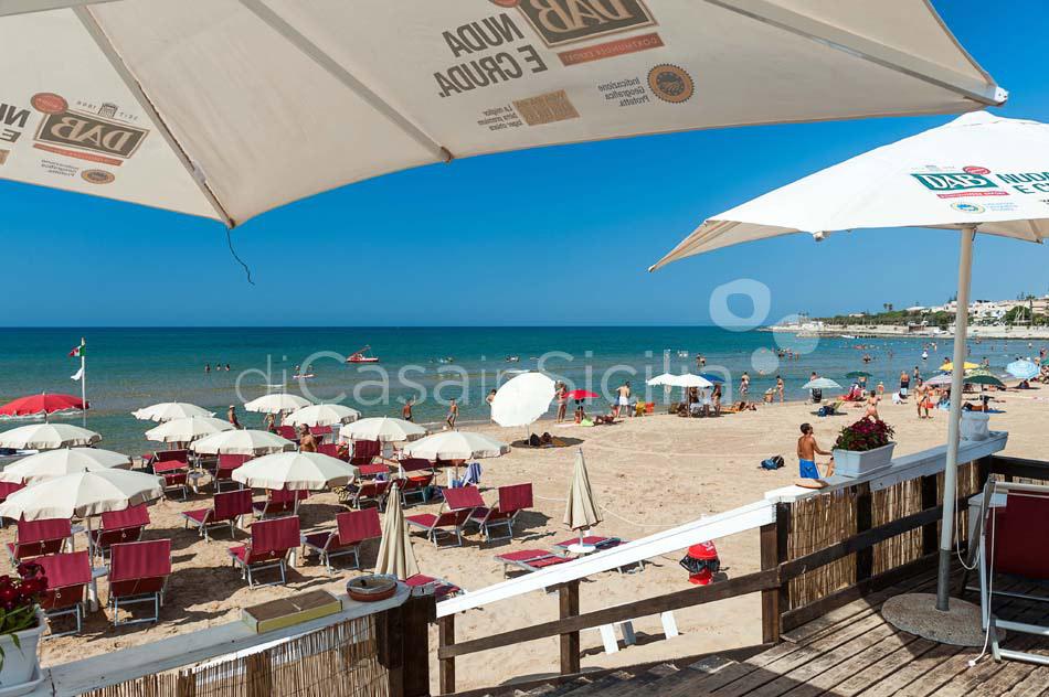 Baia Chiara Villa con Piscina Fronte Mare in affitto Modica Sicilia - 28
