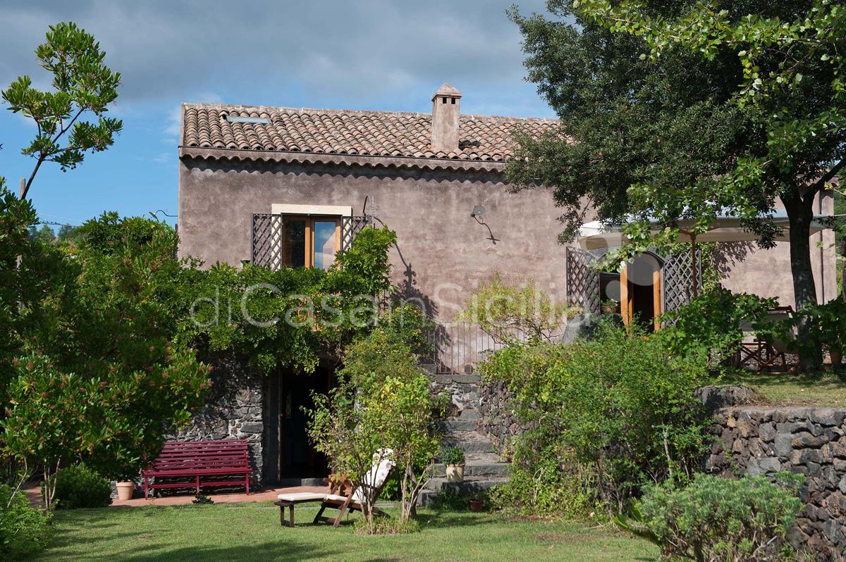 Palmento Monterosso Villa in affitto sull'Etna Trecastagni Sicilia - 5