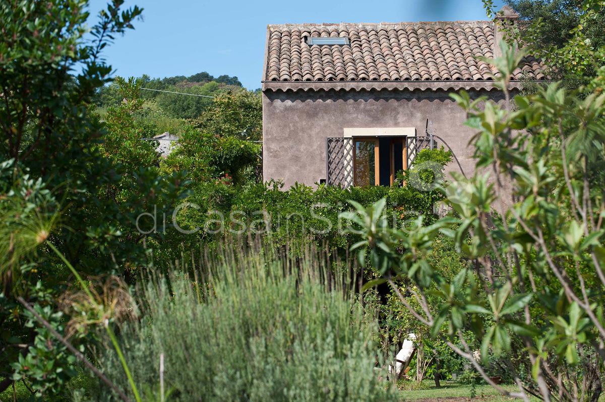 Palmento Monterosso Villa in affitto sull'Etna Trecastagni Sicilia - 6
