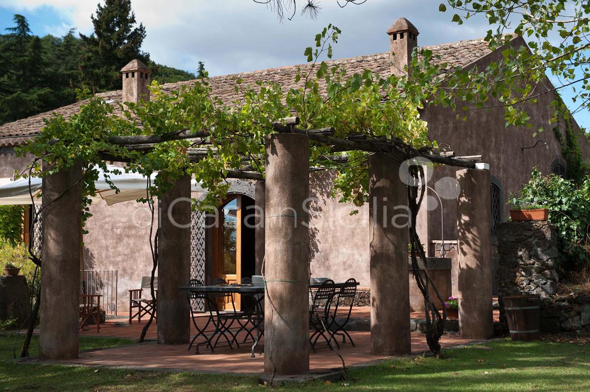 Palmento Monterosso Villa in affitto sull'Etna Trecastagni Sicilia - 7