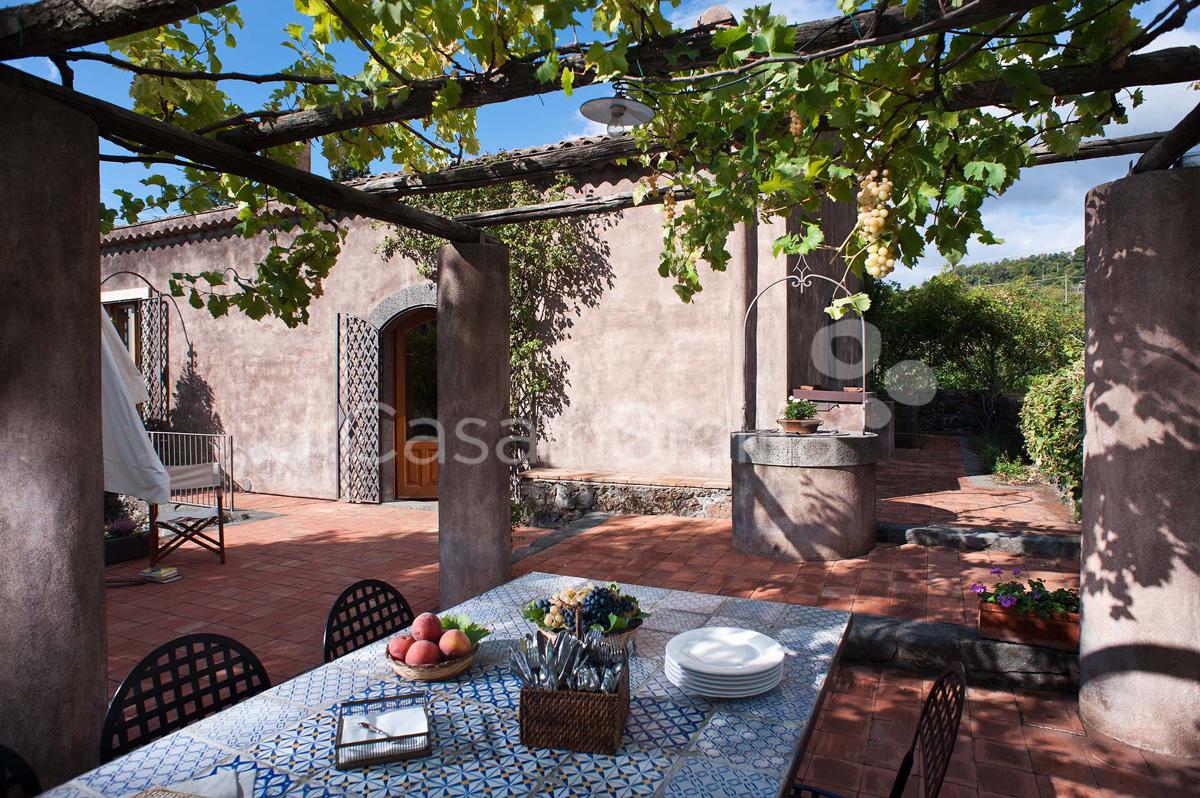 Palmento Monterosso Villa in affitto sull'Etna Trecastagni Sicilia - 9
