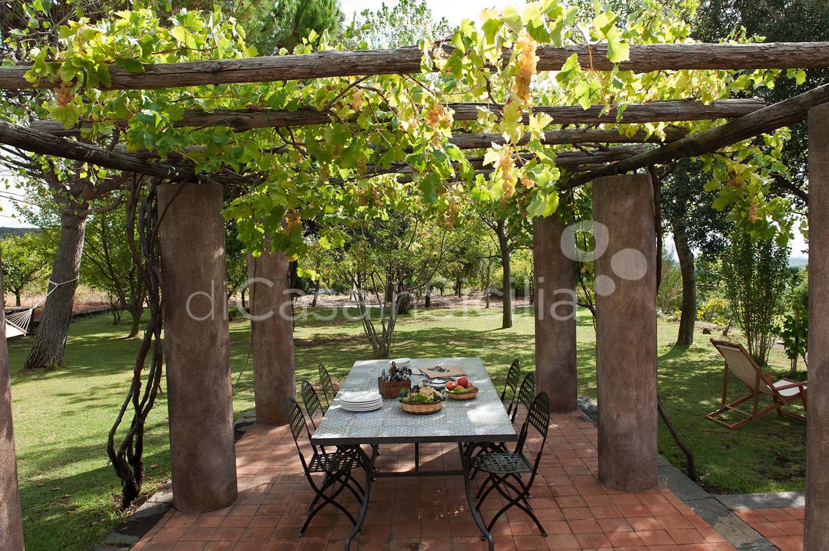 Palmento Monterosso Villa in affitto sull'Etna Trecastagni Sicilia - 11