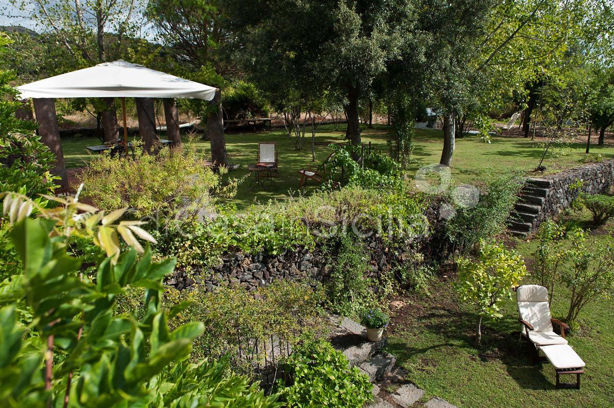 Palmento Monterosso Villa in affitto sull'Etna Trecastagni Sicilia - 12