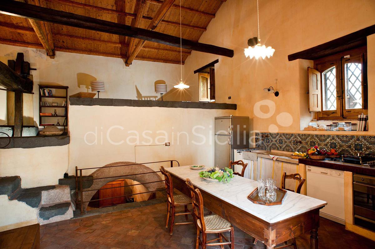 Palmento Monterosso Villa in affitto sull'Etna Trecastagni Sicilia - 14