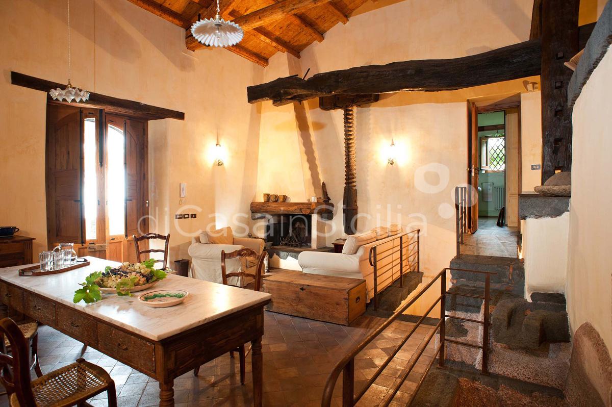 Palmento Monterosso Villa in affitto sull'Etna Trecastagni Sicilia - 16