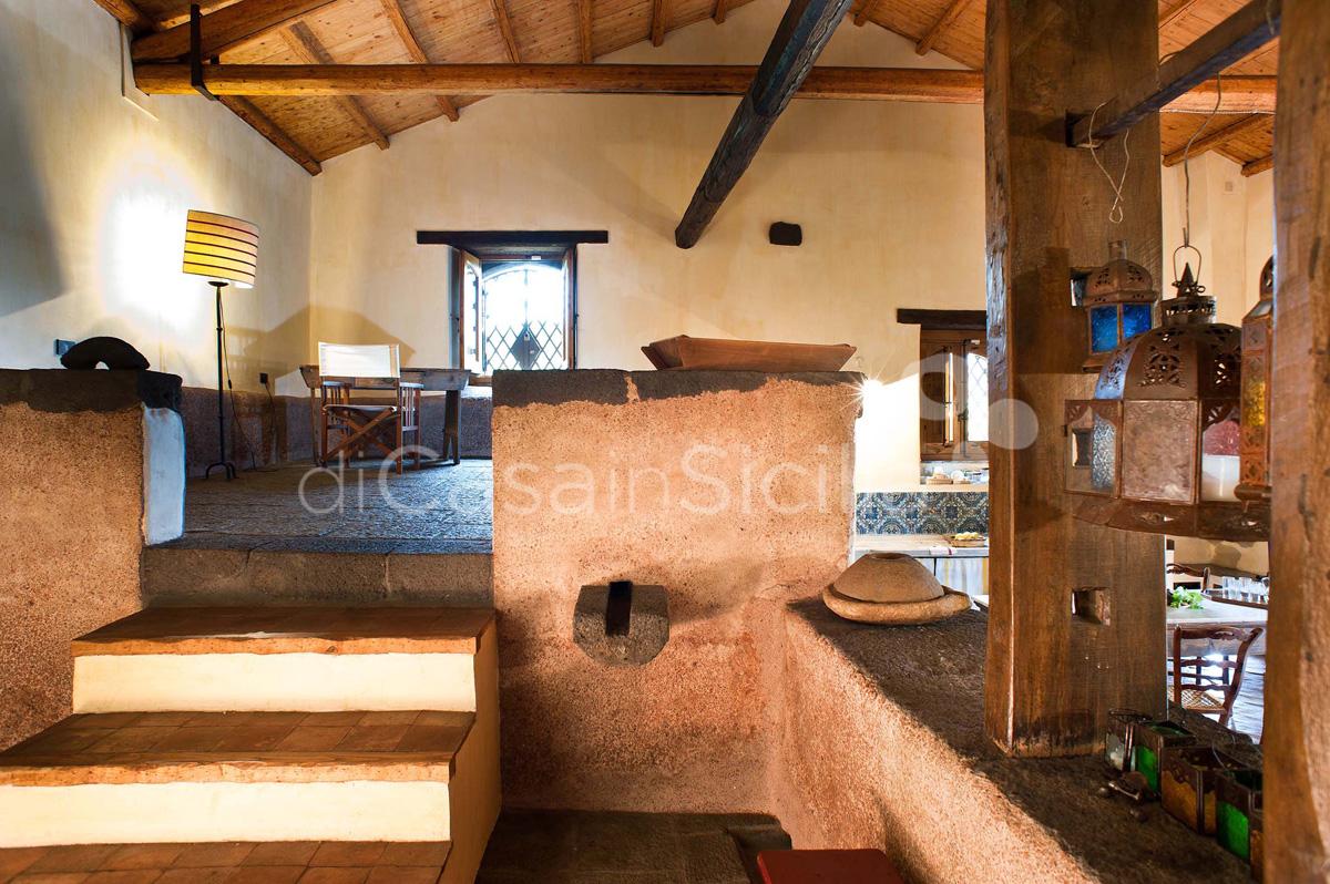 Palmento Monterosso Villa in affitto sull'Etna Trecastagni Sicilia - 18