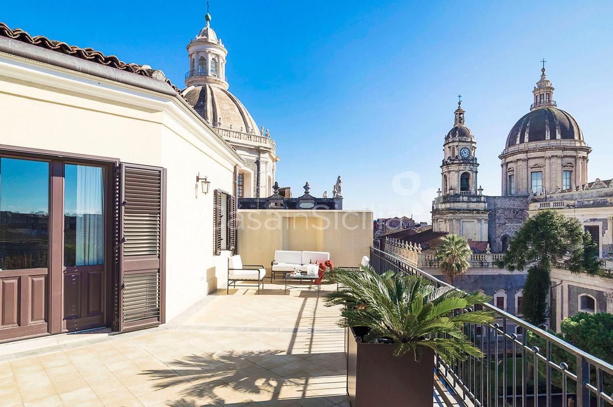 Penthouse Duomo Appartamento di Lusso in affitto a Catania Sicilia - 1