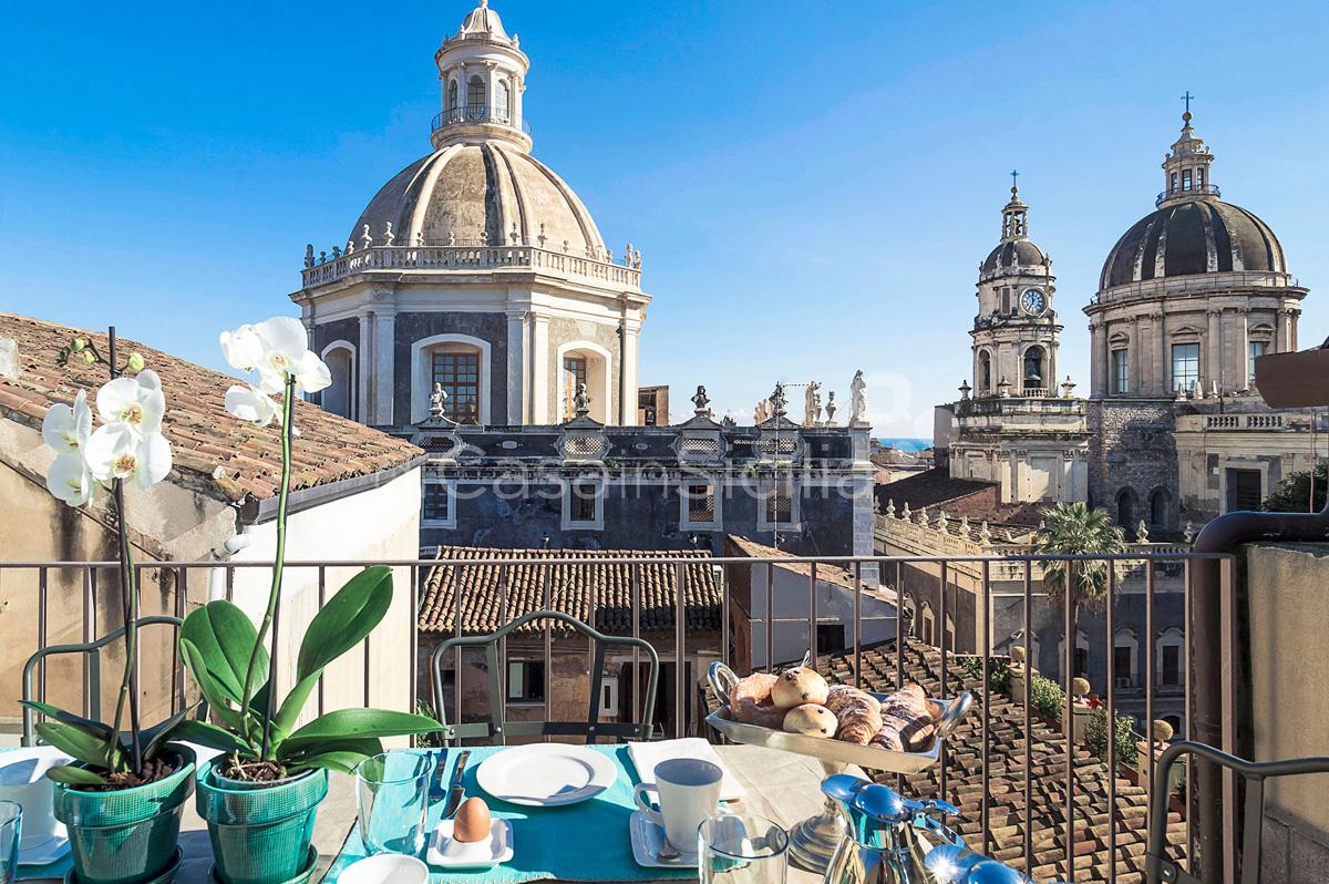 Penthouse Duomo Appartamento di Lusso in affitto a Catania Sicilia - 18