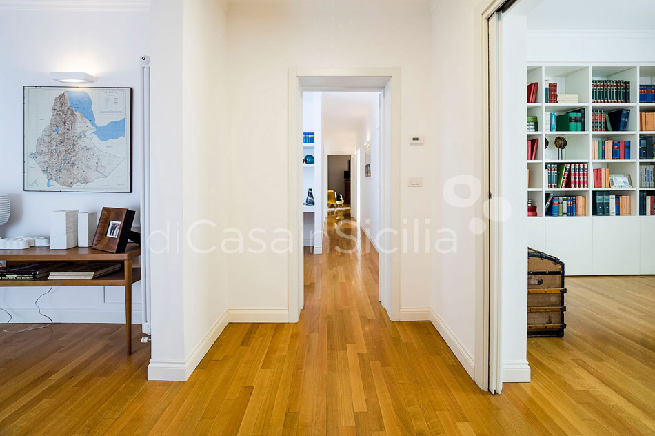 Penthouse Duomo Luxuswohnung zur Miete in Catania Sizilien  - 19