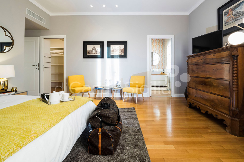 Penthouse Duomo Luxuswohnung zur Miete in Catania Sizilien  - 23