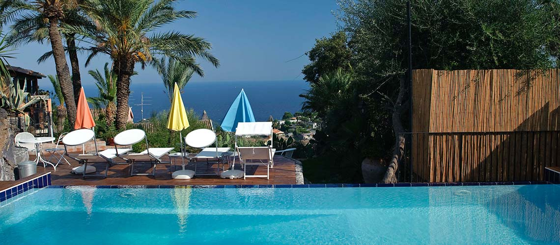 Sea view Summer Residence, Ionian Coast|Di Casa in Sicilia - 23