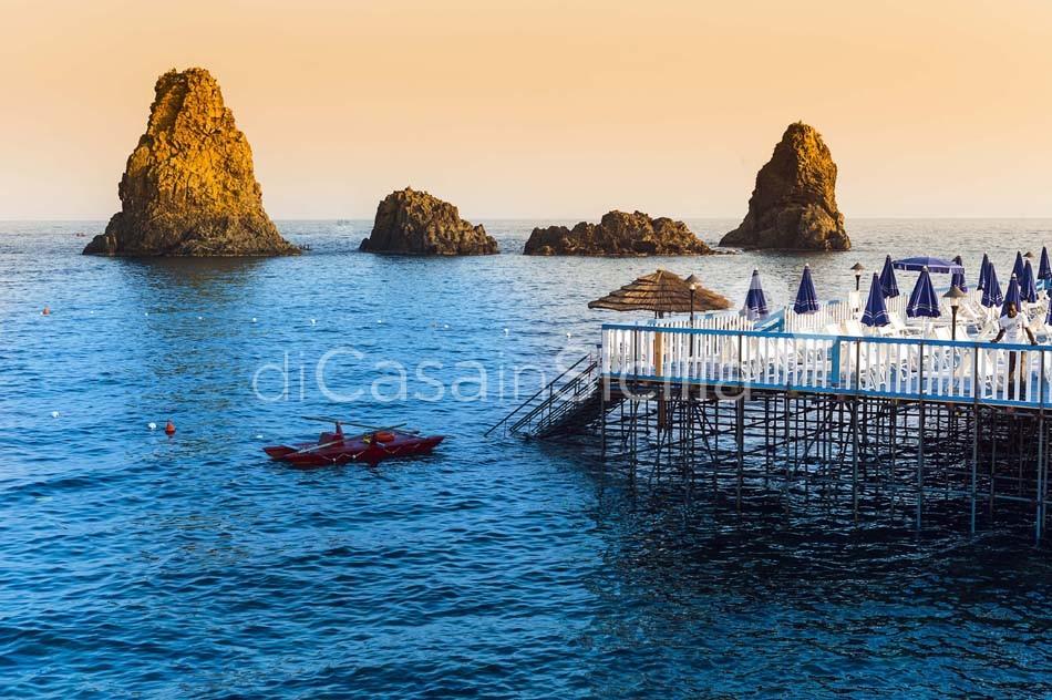 Appartamenti in Villa con piscina, Aci Castello|Di Casa in Sicilia - 20