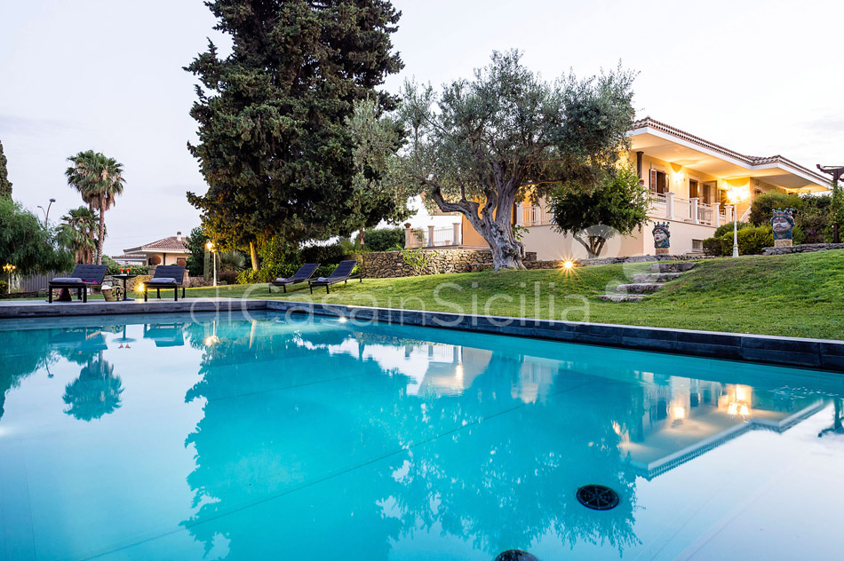 Profumo d'Oriente Country Villa with Pool for rent Syracuse Sicily - 6