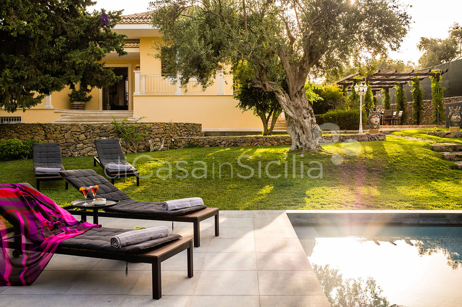 Profumo d'Oriente Country Villa with Pool for rent Syracuse Sicily - 9