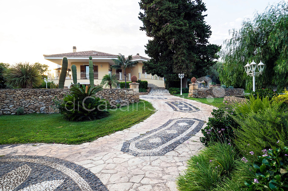 Profumo d'Oriente Country Villa with Pool for rent Syracuse Sicily - 14