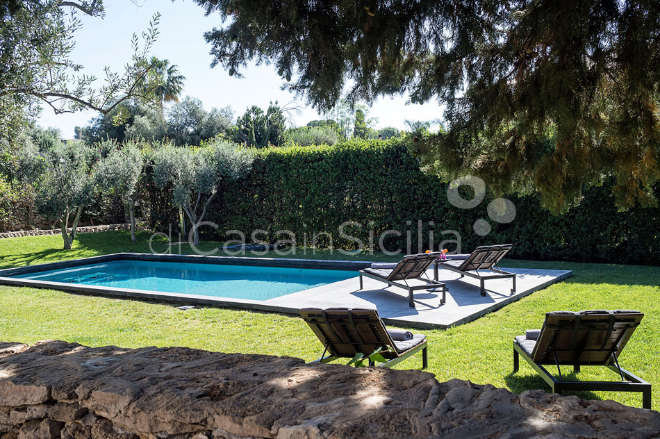 Profumo d'Oriente Country Villa with Pool for rent Syracuse Sicily - 43