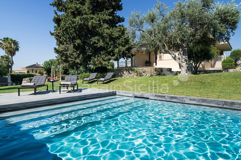 Profumo d'Oriente Country Villa with Pool for rent Syracuse Sicily - 45