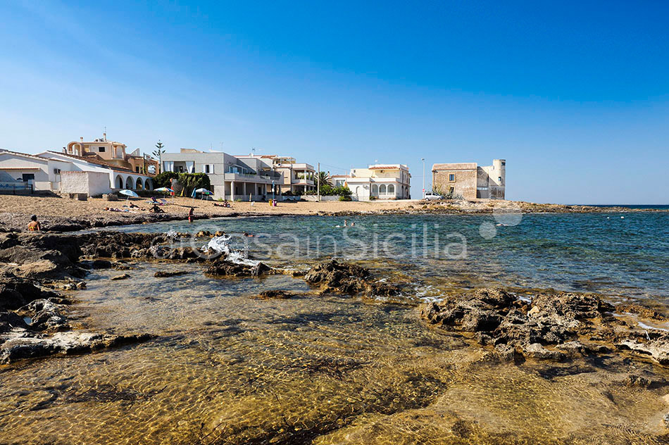 Rifugio a Mare Beach Apartment for Couples for rent near Noto Sicily - 26