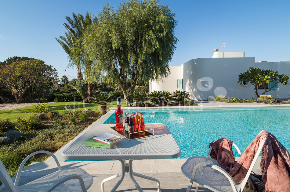 Salinella Villa am Meer mit Pool zur Miete bei Trapani Sizilien - 11