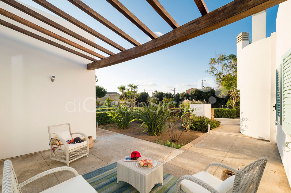 Salinella Seafront Villa with Pool for rent near Trapani Sicily - 23